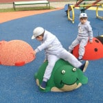 3D объемные фигуры для детей из резины.