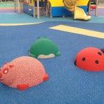 Резиновые фигуры 3D для детской площадки