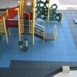 Тротуарная плитка для детских площадок.