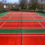 Спортивные площадки из резиновой крошки.