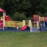 Напольное покрытие для детской площадки