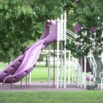 Современное покрытие детских площадок
