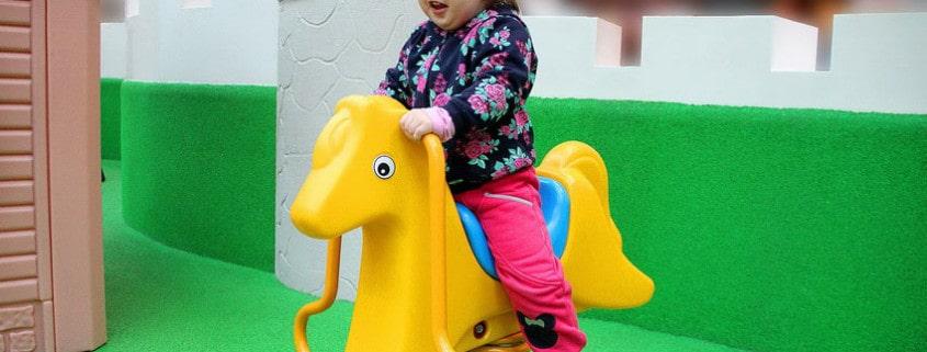 Специальное покрытие для детских площадок.