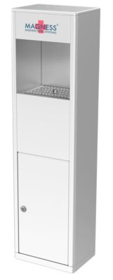 2.Бесконтактный санитайзер для рук MAGNESS-HD (Hand Sanitizer)